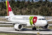 CS-TTE - TAP Portugal Airbus A319 aircraft