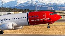 LN-DYZ - Norwegian Air Shuttle Boeing 737-800 aircraft