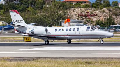 C-GKZB - Private Cessna 560 Citation Ultra