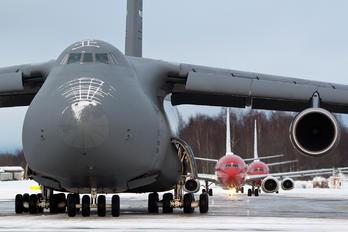 86-0025 - USA - Air Force Lockheed C-5M Super Galaxy