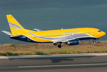 F-GIXT - Europe Airpost Boeing 737-300QC