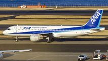 JA8609 - ANA - All Nippon Airways Airbus A320 aircraft