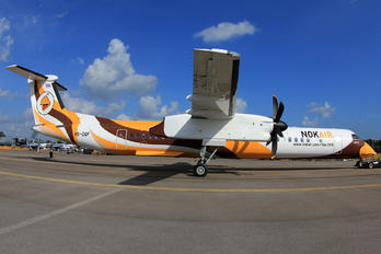 HS-DQF - Nok Air de Havilland Canada DHC-8-400Q / Bombardier Q400