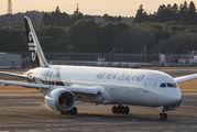 ZK-NZD - Air New Zealand Boeing 787-9 Dreamliner aircraft