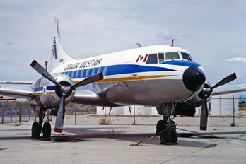 C-GRWW - Canada West Air Convair CV-440 Metropolitan