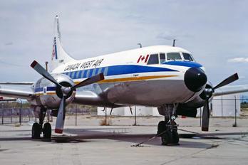 C-GRWW - Canada West Air Convair CV-440 Metropolitan