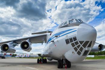 RA-76549 - Russia - Air Force Ilyushin Il-76 (all models)