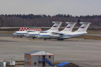 RF-76326 - Russia - Air Force Ilyushin Il-76 (all models)