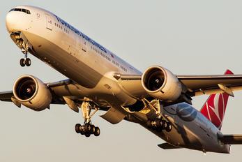 VT-JEN - Turkish Airlines Boeing 777-300ER