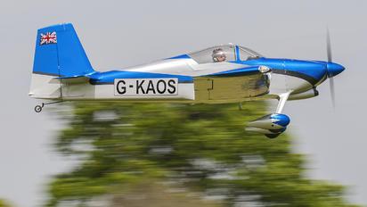 G-KAOS - Private Vans RV-8