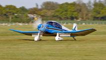 G-LAKI - Private Jodel DR1050 Ambassadeur aircraft