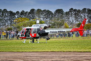 PP-EOW - Police Aviation Services Helibras HB-350B Esquilo aircraft