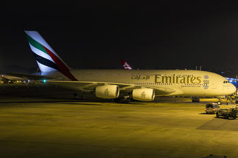 A6-EON - Emirates Airlines Airbus A380