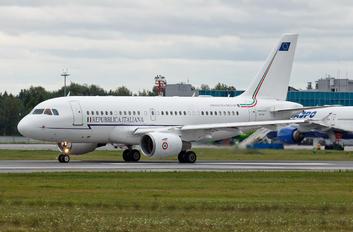 MM62209 - Italy - Air Force Airbus A319 CJ