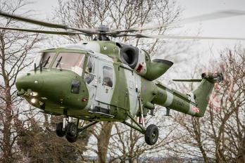 ZG917 - British Army Westland Lynx AH.9