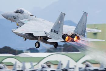 52-8860 - Japan - Air Self Defence Force Mitsubishi F-15J