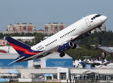 RA-89053 - Center South Sukhoi Superjet 100 aircraft