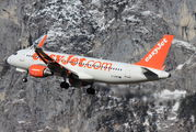 G-EZWT - easyJet Airbus A320 aircraft