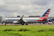 N394AN - American Airlines Boeing 767-300ER aircraft