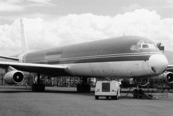 N814AX - DHL Cargo Douglas DC-8-61