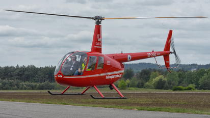 SP-SAL - Private Robinson R44 Astro / Raven