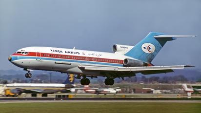 N696WA - Yemenia - Yemen Airways Boeing 727-20