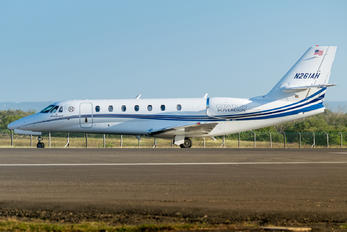 N261AH - Private Cessna 680 Sovereign