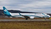 I-ADJT - Air Dolomiti Embraer ERJ-195 (190-200) aircraft