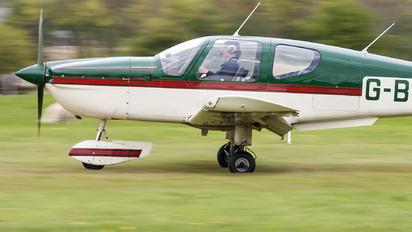 G-BJKF - Private Socata TB9 Tampico