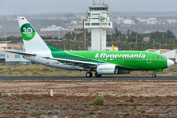 D-AGER - Germania Boeing 737-700