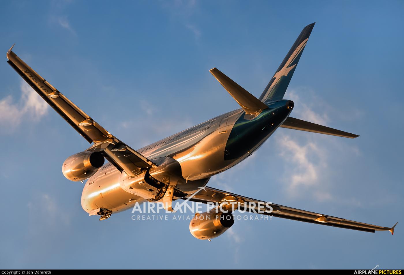 SilkAir 9V-SLK aircraft at Phuket