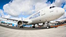 F-WWIQ - Airbus Industrie Airbus A320 aircraft