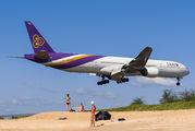 HS-TKC - Thai Airways Boeing 777-300 aircraft