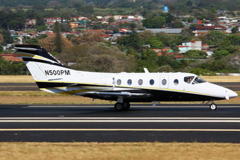 N500PM - Private Beechcraft 400A Beechjet