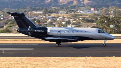 N718RA - Private Embraer EMB-550 Legacy 500