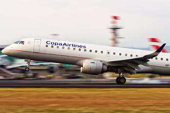 HP-1565CMP - Copa Airlines Embraer ERJ-190 (190-100)