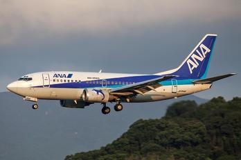 JA354K - ANA Wings Boeing 737-500