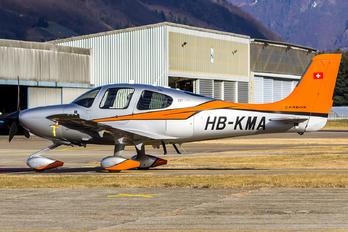 HB-KMA - Private Cirrus SR22