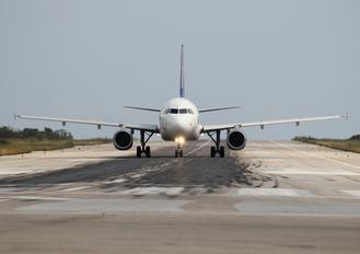 5B-DCM - Cyprus Airways Airbus A320