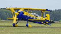 SE-XZA - Private Pitts Model 12 aircraft