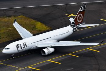 DQ-FJU - Fiji Airways Airbus A330-200