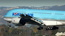 HL7628 - Korean Air Airbus A380 aircraft