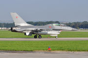 ET-022 - Denmark - Air Force General Dynamics F-16B Fighting Falcon aircraft
