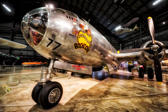 44-27297 - National Museum of the USAF Boeing B-29 Superfortress