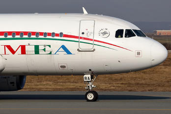 F-OMRA - Middle East Airlines (MEA) Airbus A320