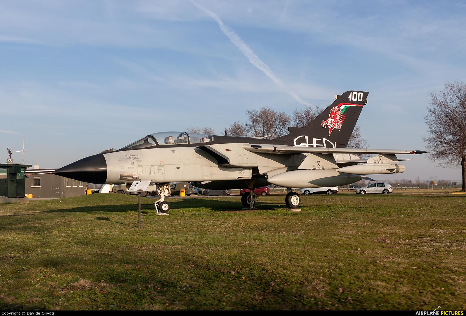 Italy - Air Force MM7046 aircraft at Ghedi