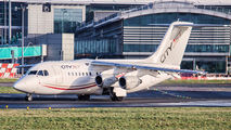 EI-RJO - CityJet British Aerospace BAe 146-200/Avro RJ85 aircraft