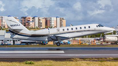 N680AJ - Jet access aviation Cessna 680 Sovereign