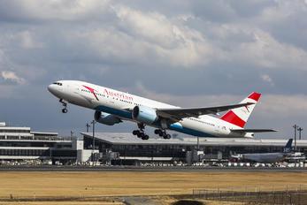 OE-LPE - Austrian Airlines/Arrows/Tyrolean Boeing 777-200ER