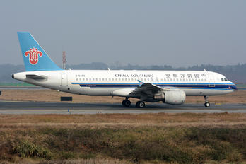B-6269 - China Southern Airlines Airbus A320